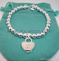 925 silver charm bracelet wholesale