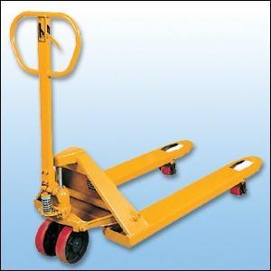 低床型油压拖板车 1