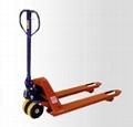 低床型油压拖板车 2