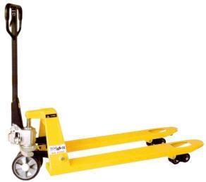 低床型油压拖板车 3