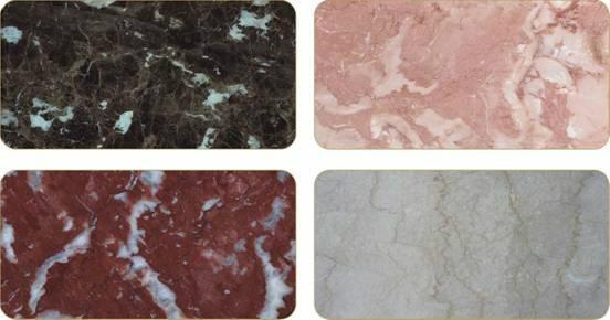 無機預塗板之仿石生態板系列 1