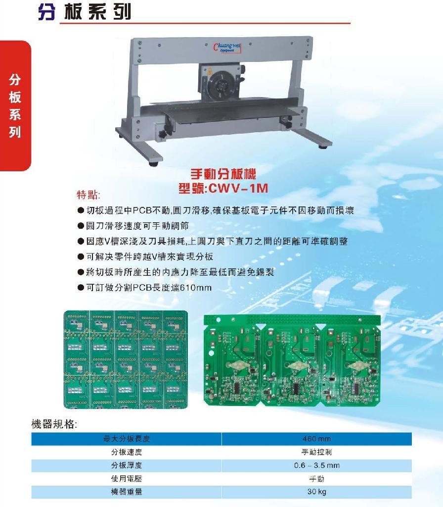 自動分板機 5