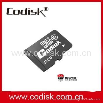 Encryption Micro SD card  1