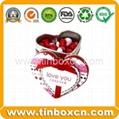 Slide candy tin box sliding gum mint tin can 4