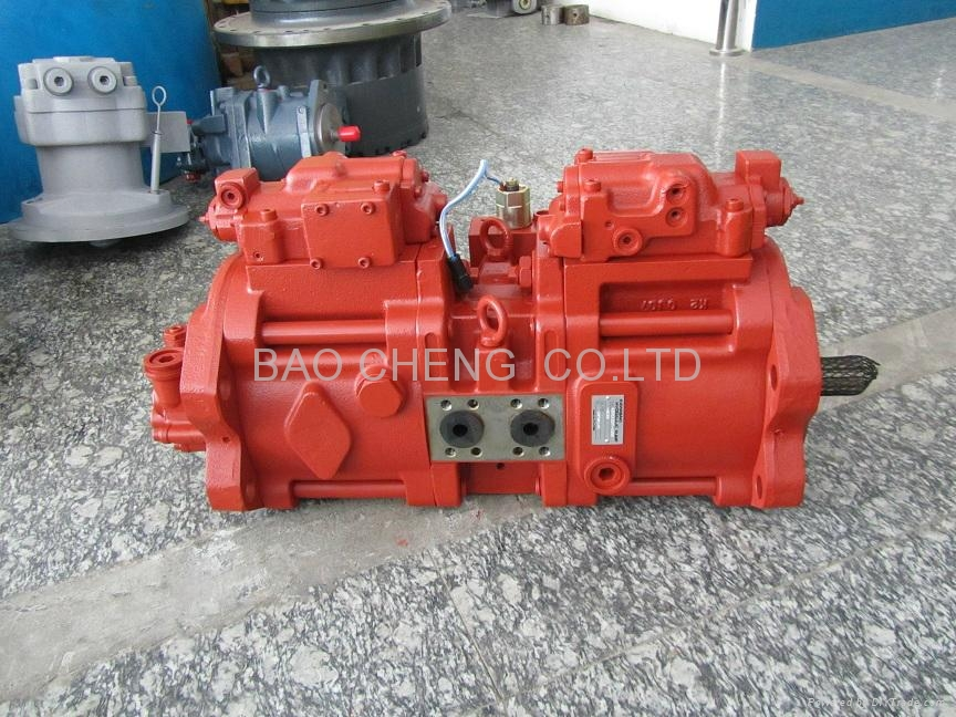 KOMATSU EXCAVATOR main pump 3