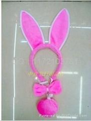Rabbit three wraps