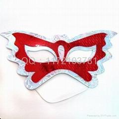 纸眼罩纸面具