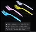 塑料刀叉勺一次性餐具 2