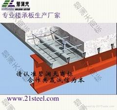 760縮口式樓承板