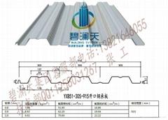 開口式樓承板3W-915