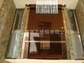 不锈钢酒店大堂屏风电镀钛金