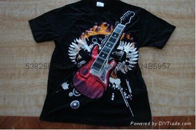 电子钢琴T恤 2