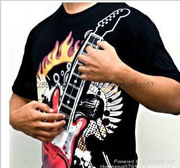 电子钢琴T恤 4