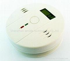 Fire-alarm system gas leak detectors carbon monoxide and smoke detector
