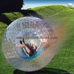 Zorb roller ball