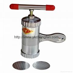 鋁合金壓面器