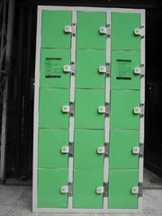 ZXL-J15經濟型投幣式15門寄存包櫃