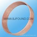 HGW2084 Phenolic cotton tube,insulation