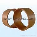 NEMA C Canvas phenolic tube,insulation