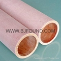 NEMA C Canvas tube phenolic tube Cloth tube insulation tube