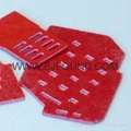Polyester parts Glass mat parts