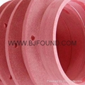 GPO-3 glass mat parts,insulation parts