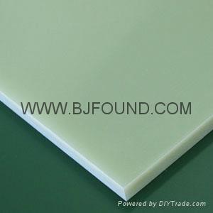 HGW2372.1 Epoxy Sheet Glass sheet insulation sheet insulation materials