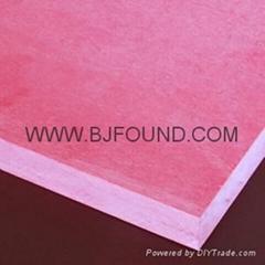 GPO3 polyester board,insulation board,glass mat board