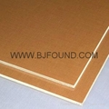 Hgw2083 Canvas sheet Phenolic sheet Cloth sheet insulation sheet