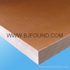 Hgw2082 Canvas sheet Phenolic board Cloth sheet insulation sheet