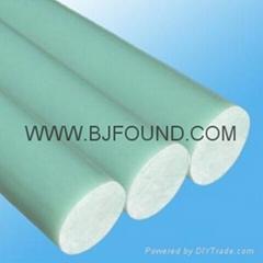 G11 Epoxy glass rod,insulation rod,insulation materials