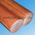 3722B Phenolic cotton rod,insulation rod
