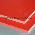 HM2472 UPGM203 polyester board insulation board glass mat board