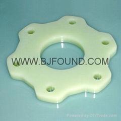 EPGC203 epoxy glass parts,insulation parts,electrical parts