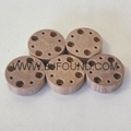 Hgw2082.5 parts canvasphenolic parts insulation parts