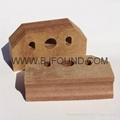 Canvas based phenolic parts insulation parts