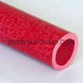 GPO3 polyester tube Glass mat tube insulation tube