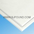 Melamine glass sheet