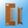 Hgw2083 canvas based phenolic parts insulation parts