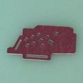 HM2471 Polyester parts Glass mat parts
