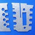 R-5660-H1 Rigid muscovite mica plate insulation plates