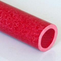 UPGM201 polyester tube Glass mat tube insulation tube