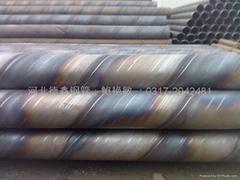 威海市大口徑厚壁直縫鋼管