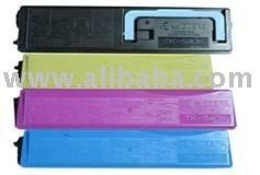 Compatible Color Toner Cartridges for TK 540 with Printer FS-C5100DN