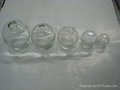Glass cupping