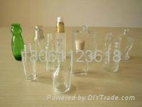 fragrance oil glass  bottles