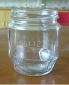 Jam glass jar