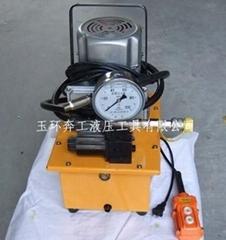 超高压电动油泵ZCB-700B