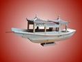 木船模型 3