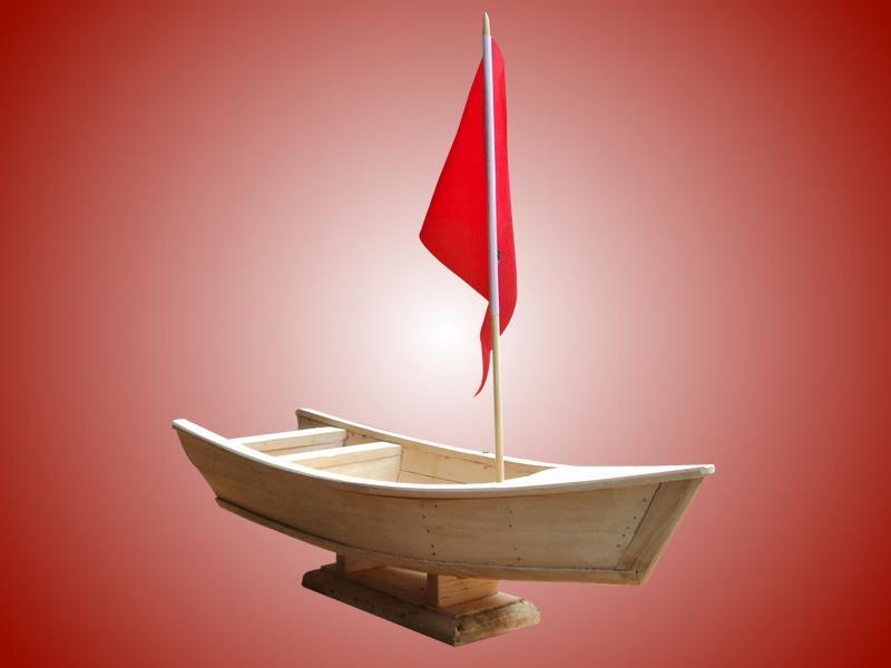 木船模型 4